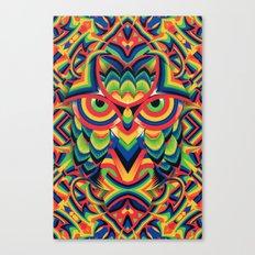 Owl 3 Canvas Print