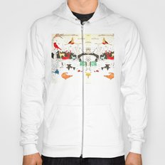Animal illustration Hoody
