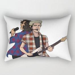 iHeart Harry and Niall Rectangular Pillow