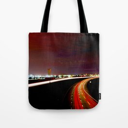 All the Way Home Tote Bag