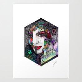 Tainá Muller Art Print