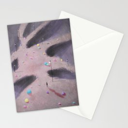 Surreal dream Stationery Cards