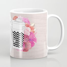 BLOOMING CAN0N Coffee Mug