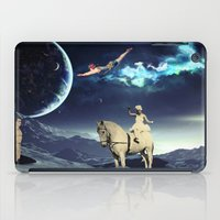 circus iPad Cases featuring Circus by Cs025