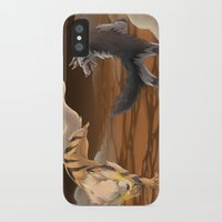 battlefield iPhone & iPod Cases featuring Battlefield by Strawberryhelmet