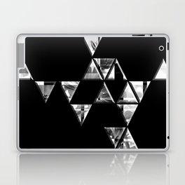Geometric Flowers Laptop & iPad Skin