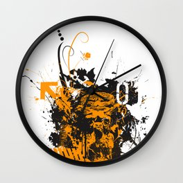 COATLICUE Wall Clock