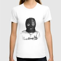 ski T-shirts featuring Ski Mask by Pray M O S E S™