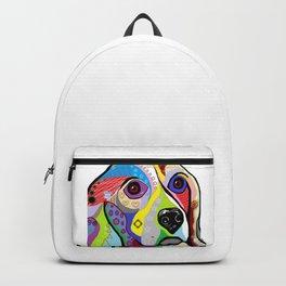Beagle Close-up Backpack