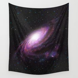 Rosea Galaxy Wall Tapestry