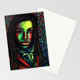 stoic beauty Stationery Cards