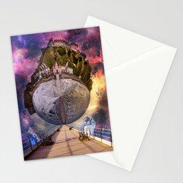 Interstellar Stroll Stationery Cards