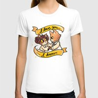 mew T-shirts featuring A Mew Hope by Miski