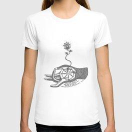 SVADHYAYA: the self-stufy T-shirt