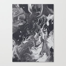 IT'S HARD TO GET AROUND THE WIND Canvas Print