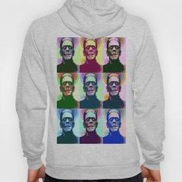 Frankenstein Pop Art Hoody