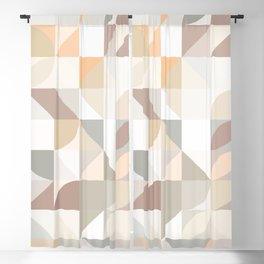 Pattern 124 Blackout Curtain