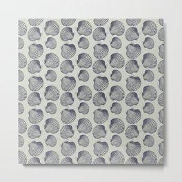 marinera Metal Print