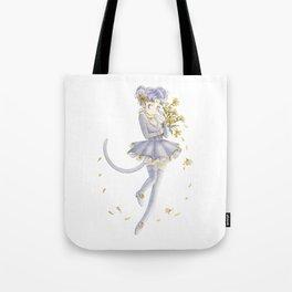 Diana´s human form Sailormoon fanart Tote Bag