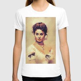 Sophia Loren, Hollywood Legend T-shirt