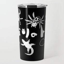 Creepy Creatures Travel Mug