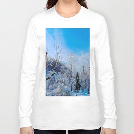 Good Morning Winter Long Sleeve T-shirt