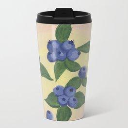 Blueberry Families Travel Mug