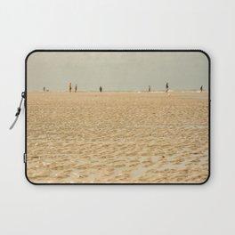 Beach on the sand Laptop Sleeve