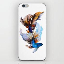Veiltail Goldfish iPhone Skin