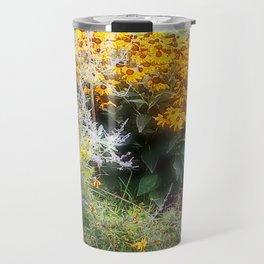 Southern English Flower Garden Travel Mug