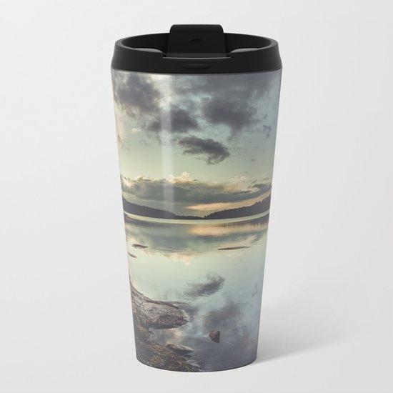 I see the love in you Metal Travel Mug