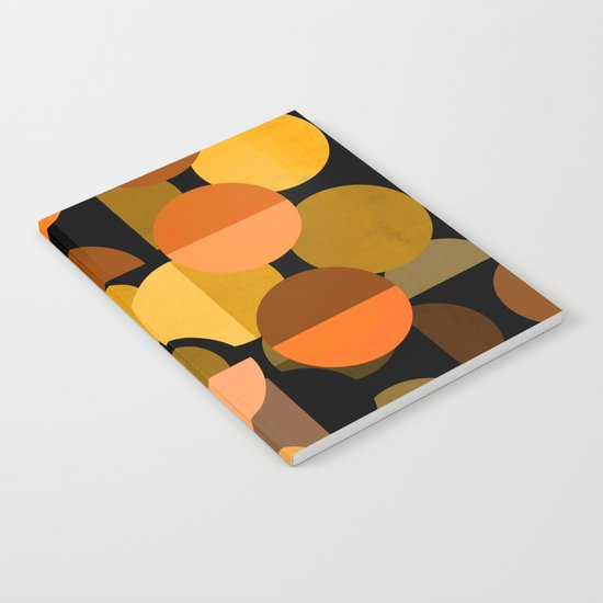 Autumn Woods Notebook
