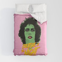 Creature of the night -The Rocky Horror Picture Show Comforters