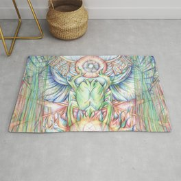 Anubis Light Preserver Rug