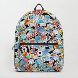 Back to school with masks Backpack