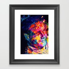 Paul Newman Framed Art Print