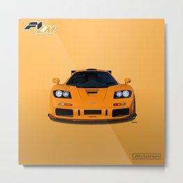 1996 McLaren F1 LM Metal Print