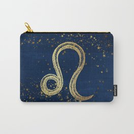 Leo Zodiac Sign Carry-All Pouch