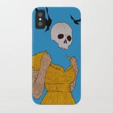evil dead. iPhone X Slim Case