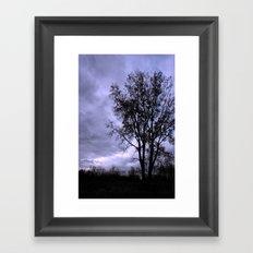 The Days I dream of Framed Art Print