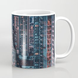 The Subtle City Scene (Color) Coffee Mug