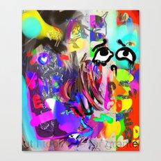 Granted Canvas Print