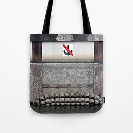 Don't Drop Anchor Here Tote Bag