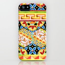 Gypsy Circus iPhone Case