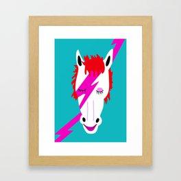 David Pownie Framed Art Print