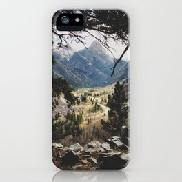 San Juan Forest iPhone Case