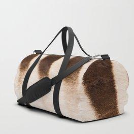 Zebra - Africa - #society6 #buyart #decor Duffle Bag