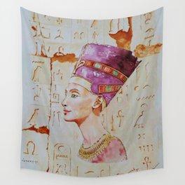 Nefertiti Wall Tapestry
