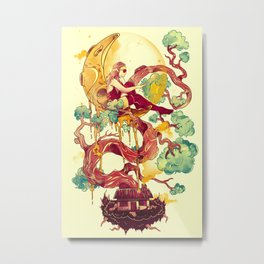 Dreams Astray Metal Print