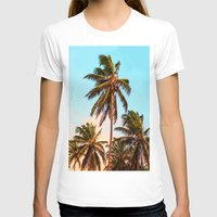 palms T-shirts featuring  Palms trees. by Assiyam